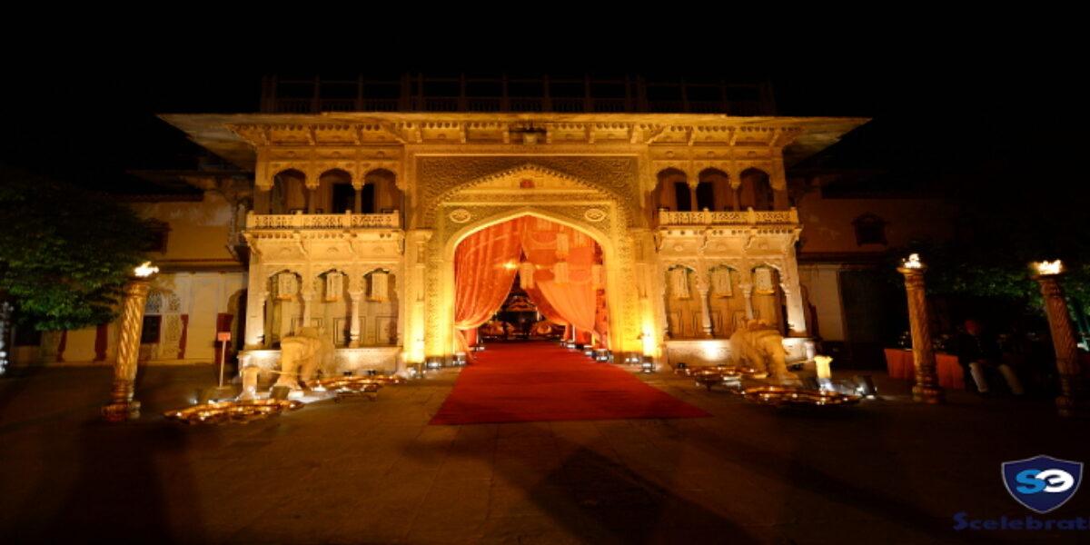 Best Wedding Destination Award Goes To Rajasthan