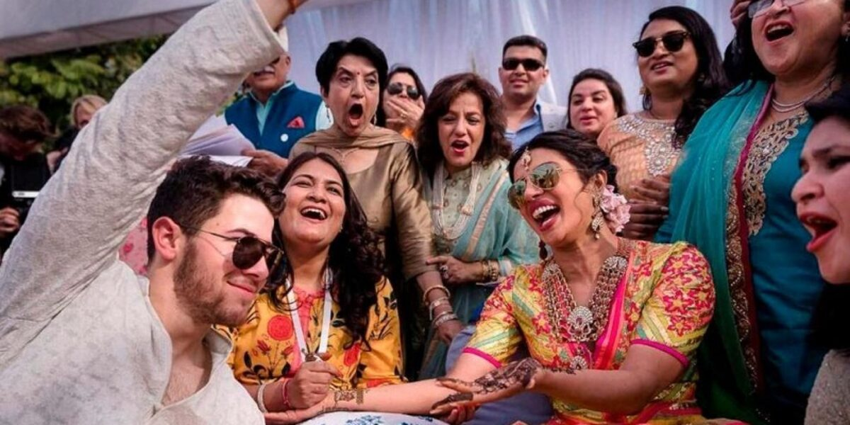 Have You Checked Out Priyanka Chopra's Mehendi Ritual?