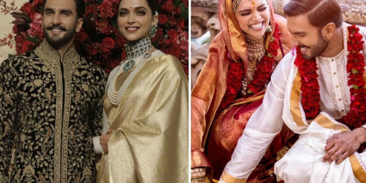 How North India Is Influencing The South Indian Weddings?
