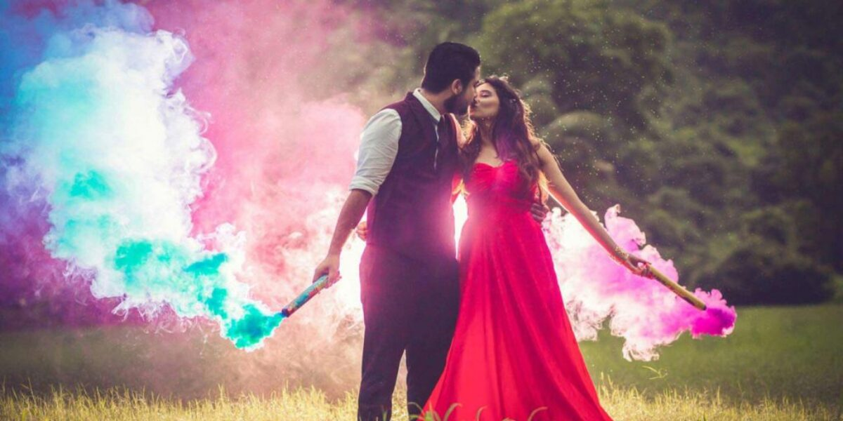 How to plan pre-wedding shoot in a low budget?